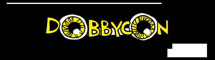 DobbyCon 2020s logga